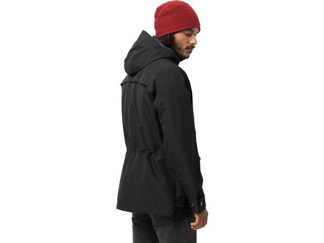 tania wyprzedaż usa niższa cena z na stopach zdjęcia Jack Wolfskin Bridgeport Bay Jacket Men black